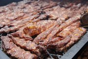 Smoked riblets from KB's Smokehouse. The business won a people's choice award May 9 at the Sertoma 48 BBQ Contest.