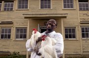 Ebenezer Otu-Nyarko, a doctoral student in the Animal Sciences Department at University of Connecticut in Storrs, Conn., is studying chicken vocalizations. The object of the research is to figure out from their language when the birds are distressed, so caretakers can make them more comfortable, leading to better egg production.