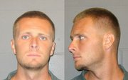 Jeffrey Cox faces bank robbery charges in Lawrence.