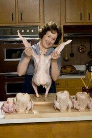 "Meryl Streep stars in ""Julie & Julia."""