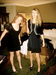 Abigail Anderson, a sophomore at Kansas University, has been best friends with country star Taylor Swift since they met in high school.