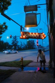 Johnny's Tavern, 401 N. Second St.