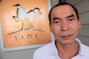 Steve Nguyen is the owner of Jade Mongolian Barbeque, 1511 W. 23rd St. After much peril and near-starvation, he arrived in America when he was 16.