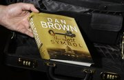 """Da Vinci Code"" author Dan Brown's new book, ""The Lost Symbol,"" focuses on Freemasons. The book went on sale Tuesday."