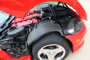 Under the hood of Stephen Chronister's 1993 Viper