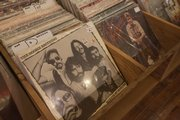 Vinyl records still make up a large part of the inventory at Love Garden.