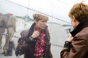 "Hilary Swank stars as Amelia Earhart in a scene from ""Amelia."""