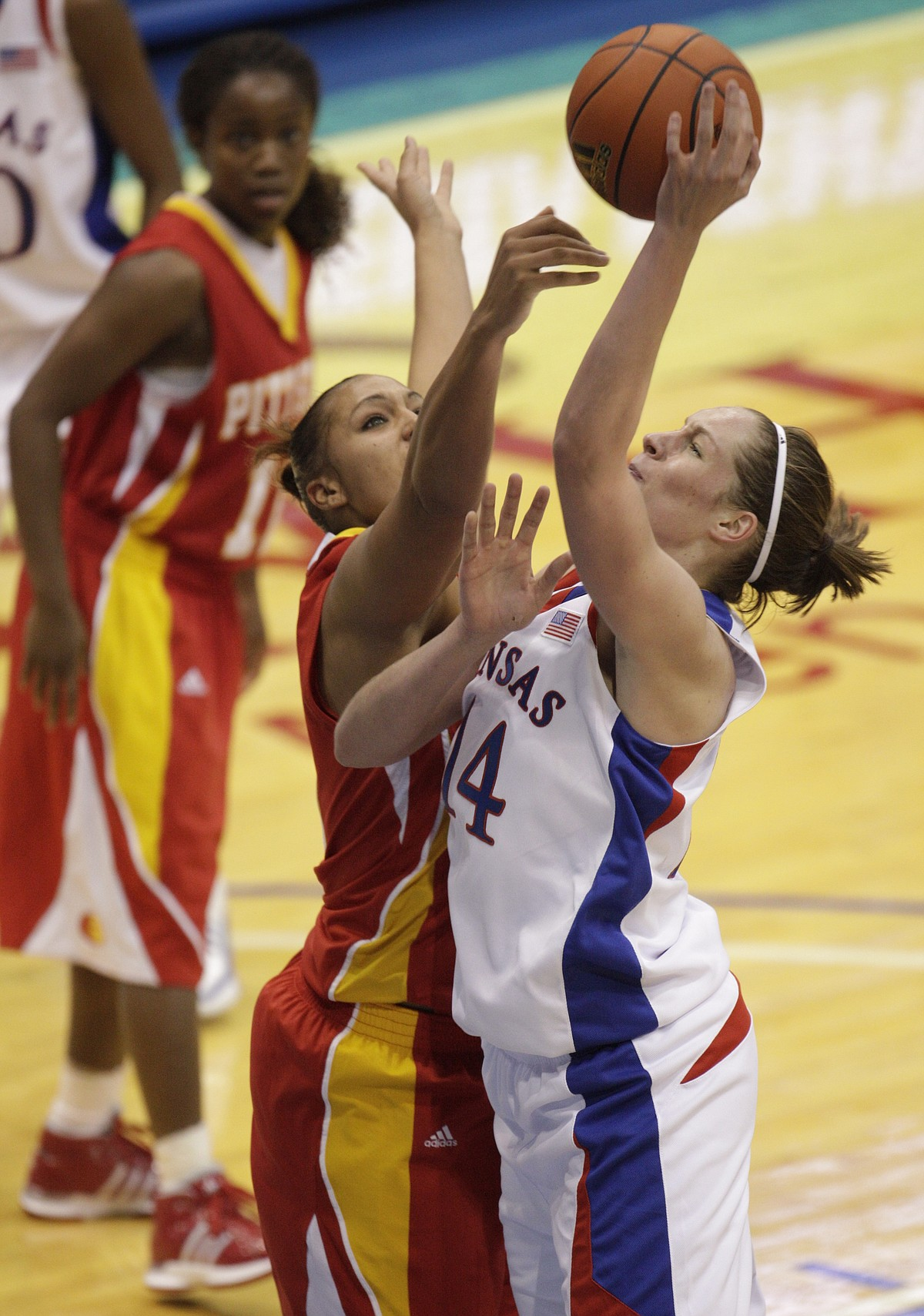 KU women's basketball vs. Pittsburg State | KUsports.com