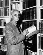 Claude Levi-Strauss is shown in this Jan. 13, 1967, file photo. The Academie Francaise said Tuesday that the influential French intellectual, who was widely considered the father of modern anthropology, had died. He was 100.
