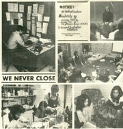 A Headquarters brochure from the early 1970s shows photographs from when the agency served primarily as a drug abuse counseling center.