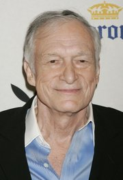 "Hugh Hefner is depicted as a transformative cultural figure in ""Playboy and the Making of the Good Life in Modern America."""