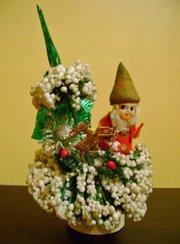 Ashlee Roll's Scariest elf on the shelf.