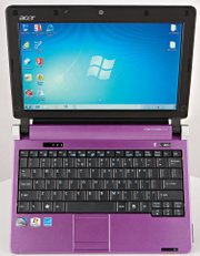 Consumer Reports has suggestions for last-minute electronic gifts, including the Acer Aspire One netbook.
