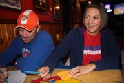 Rodger and Erin Wolfram  play Brainville Trivia at Johnny's North, 410 N. Second St. The game is played on the second and fourth Wednesday of every month.