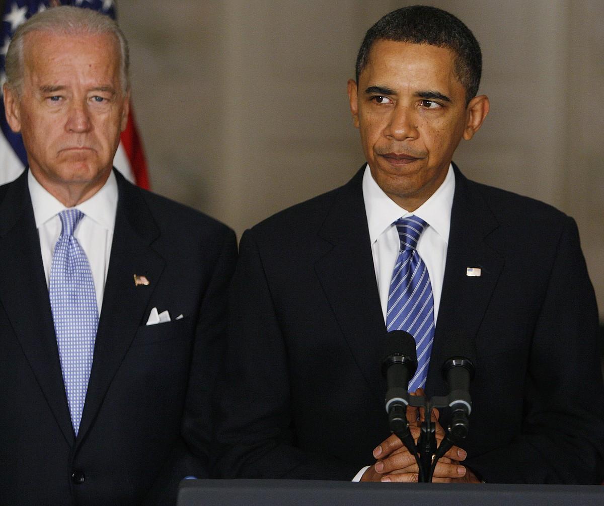 Obama biden photo gallery