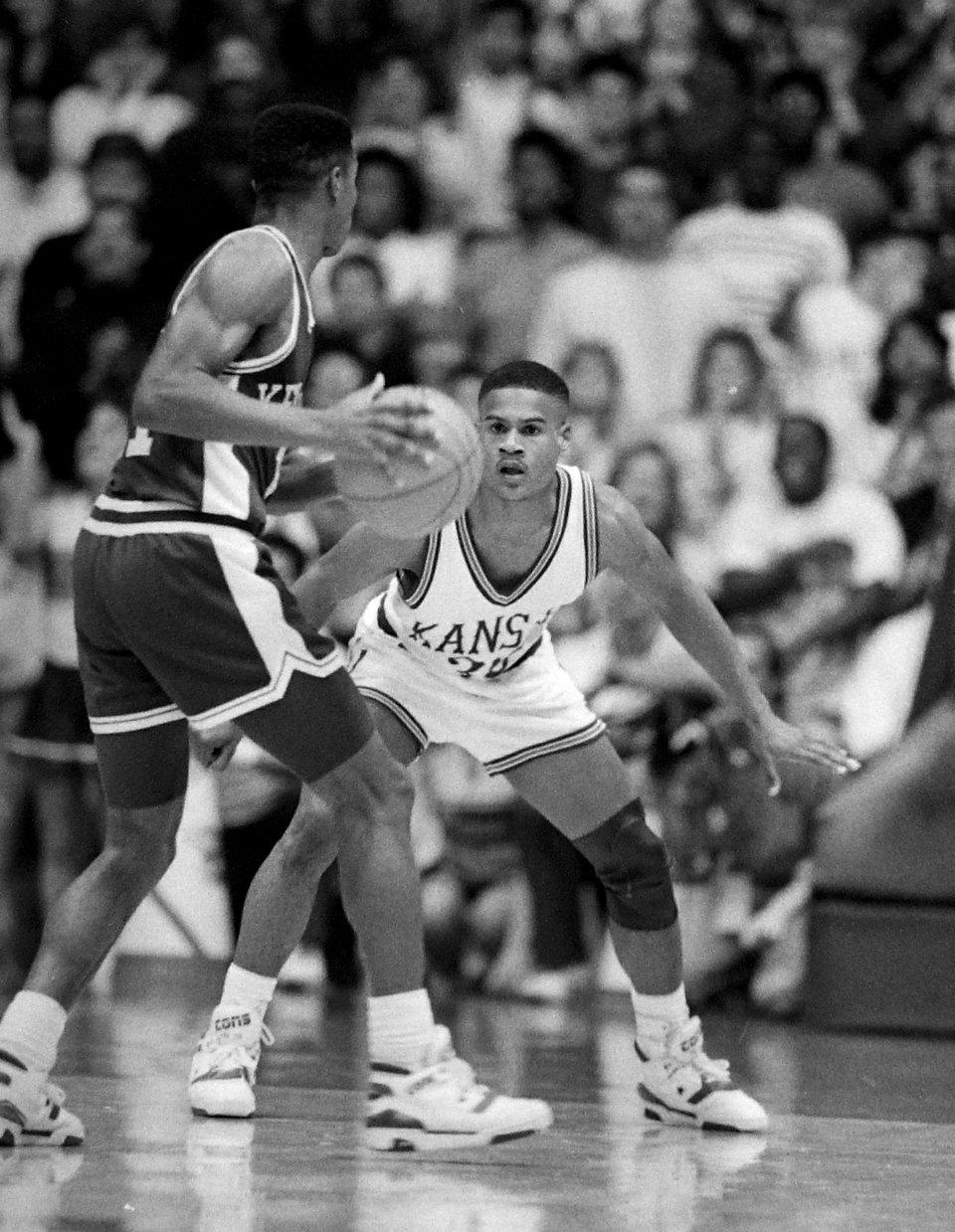 Kansas 150, Kentucky 95 | KUsports.com