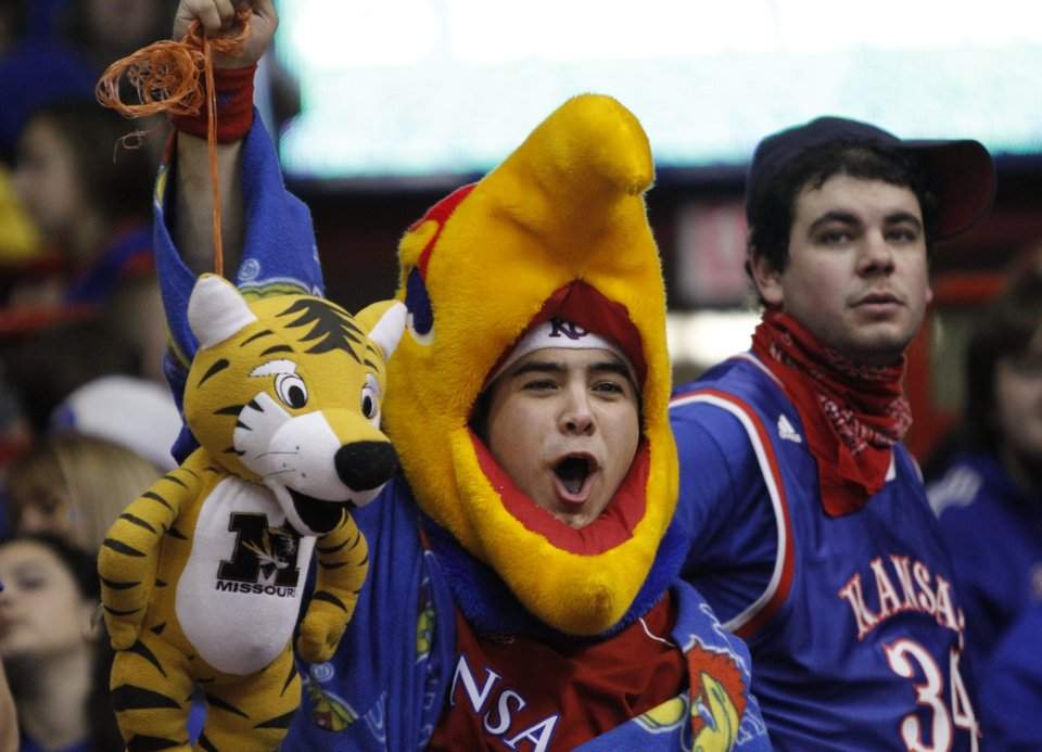 Image Courtesy of KU Sports