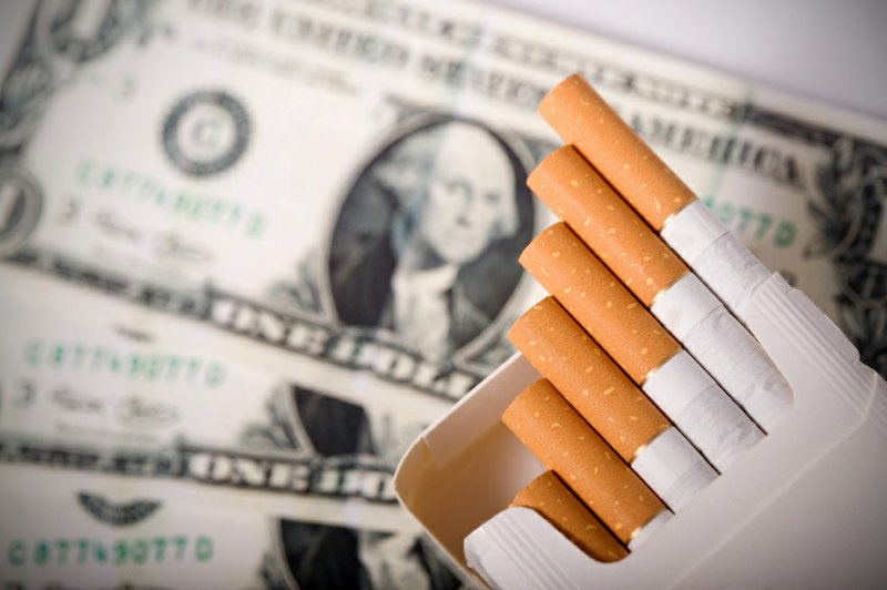 Cigarettes Pall Mall costs Alaska