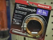 New Thermocouple May Solve Pilot Light Problems Lawrence Com