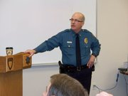 Tom Casady, Lincoln, Neb., police chief (pictured), and Linda Major, assistant to the vice chancellor at University of Nebraska-Lincoln, are the two leading forces behind the community's efforts to curb high-risk drinking among college-age students.