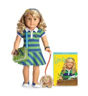 Lanie, the character Jane Kurtz penned for the American Girl series, loves the outdoors and spending time with nature.