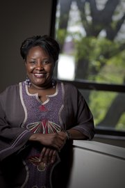 Jessie Kwatamdia is the adult education specialist with Douglas County Senior Services.