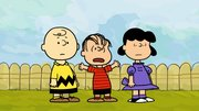 "In this image released by Warner Bros. Entertainment, Linus, center, is shown with Charlie Brown and Lucy during a new animated webisode series for ""The Peanuts"".  E.W. Scripps Co. said Tuesday that it will sell the unit that owns the licensing rights to Snoopy, Charlie Brown and the rest of the ""Peanuts"" gang for $175 million to Joe Boxer owner Iconix Brand Group Inc."