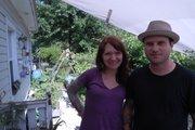 Christine Kosirog and Matt Pryor