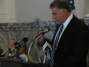 Secretary of State Chris Biggs on Thursday brings down the gavel to mark the end of filing for candidates in the 2010 elections.