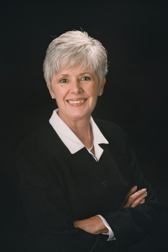 Kansas Insurance Commissioner Sandy Praeger