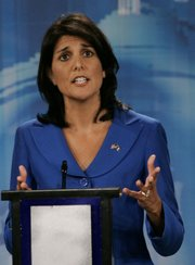 South Carolina Republican candidate for Governor