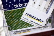 Ticketmaster tickets and gift cards are shown at a box office in San Jose, Calif. Ticketing giants such as Live Nation and TicketMaster work directly with artists and venues to sell tickets. This is referred to as the primary market.