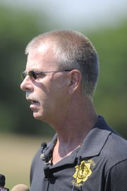 Jefferson County Sheriff Jeff Herrig