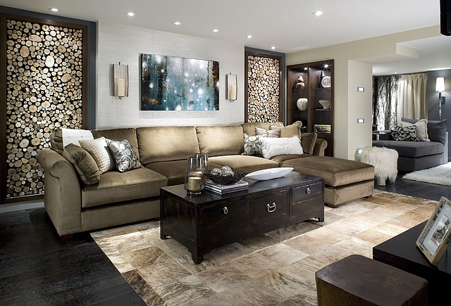 Divine design basement family room home decorating ideas for Divine design bedroom ideas