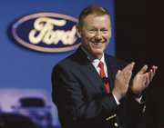 Ford Motor Co. President and Chief Executive Officer Alan Mulally is a Lawrence native.