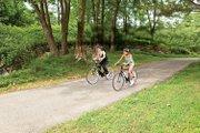 For casual riders who occasionally venture off the beaten path, Consumer Reports recommends a hybrid bike as an option.