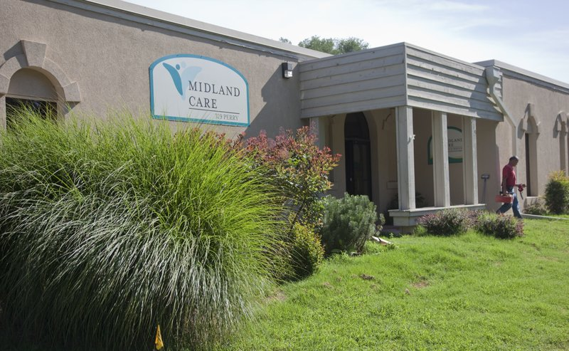 Midland Care opened an Adult Day Health Center at 319 Perry in North Lawrence two years ago.
