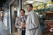 "Two mismatched detectives (Mark Wahlberg and Will Ferrell) seize an opportunity to step up like New York City's top cops whom they idolize — only things don't quite go as planned in ""The Other Guys."""
