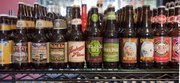 City Wine Market also carries specialty beers.
