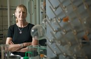 Barbara Timmermann, distinguished professor and chair of medicinal chemistry at Kansas University, specializes in the uses of plants in medicine.