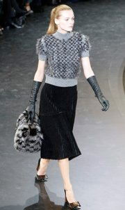 Louis Vuitton by Marc Jacobs from the 2010 Fall-Winter collection.