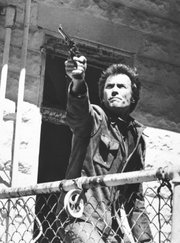 "This 1975 photo from ABC shows Clint Eastwood as Dirty Harry in ""The Enforcer."" The Class of 2014 thinks of Clint Eastwood more as a sensitive director than as Dirty Harry urging punks to ""go ahead, make my day."" This is No. 12 among the 75 items on this year's Beloit College Mindset List, a compilation assembled each year meant to remind teachers that cultural references familiar to them might draw blank stares from college freshmen born mostly in 1992."