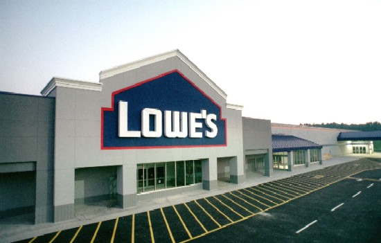 Lowe's Home Improvement Warehouse rendering fails to win approval