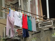 Of all the emblems of the modern, Western middle-class lifestyle, the one Chinese consumers have so far failed to embrace is the clothes dryer. Small living spaces in Shanghai and the cost of electricity are among reasons Chinese prefer to line-dry clothing.