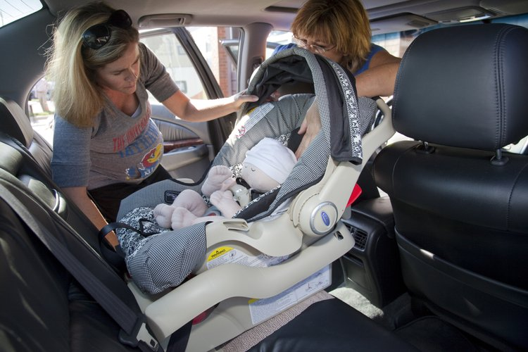 Car seat installation checks reveal large number of children not ...