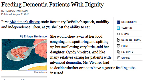 Treat Elderly Parents with Dignity