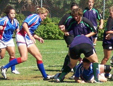 Western Women's Rugby Division II CLub Championship Game
