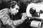 "Director Arthur Penn is shown during the filming of ""Target"" in this 1985 publicity photo originally released by CBS Productions. Penn died Tuesday in New York. He was 88."