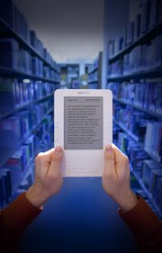 With the growing popularity of new technologies for downloading and reading books and literature, coupled with the ease of online research, one may wonder what the future holds for public libraries.