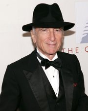 "Writer Gay Talese, seen here Oct. 22, 2007, at the Third Annual Quill Book Awards at Lincoln Center in New York City, has a new book out: ""The Silent Season of a Hero: The Sports Writing of Gay Talese."""